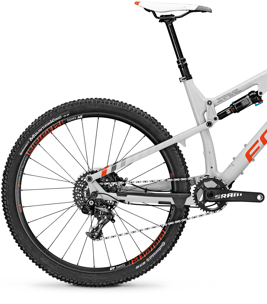 La Mejor bicicleta de trail Focus Spine