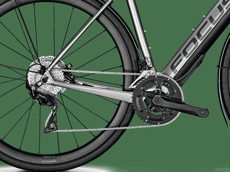 Shimano BL RS600 Disc Brake Bike Lever For Flat Handlebar Black Rear Right
