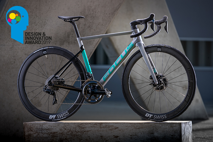 Design & Innovation Award 2019 - IZALCO MAX 9.9