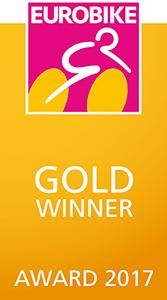 Eurobike Gold Award 2017