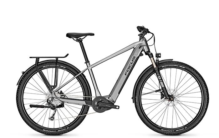 Nueva FOCUS AVENTURA² 6.7 con ruedas de 29 pulgadas ó 27,5 plugadas (en tallas S y XS).