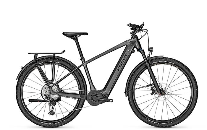 La nuova FOCUS AVENTURA² 6.9 con ruote da 29 o 27,5 (in taglia S e XS).