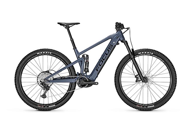 Nueva FOCUS JAM² 6.7 NINE con ruedas de 29 pulgadas.