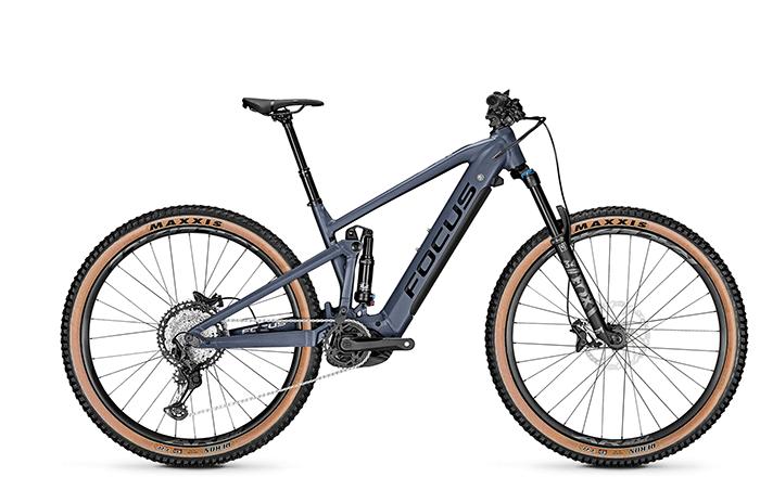 Nueva FOCUS JAM² 6.8 NINE con ruedas de 29 pulgadas.