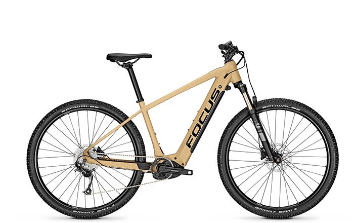 Nueva FOCUS JARIFA² 6.6 Nine con ruedas de 29 pulgadas ó 27,5 plugadas (en tallas S y XS).