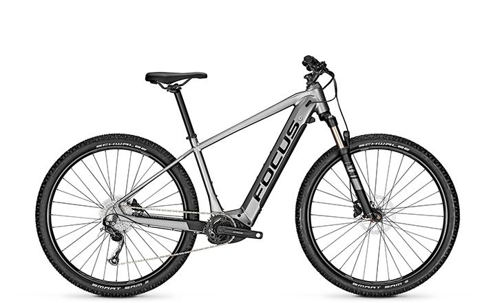 La nuova FOCUS JARIFA² 6.7 Nine con ruote da 29 o 27,5 (in taglia S e XS).