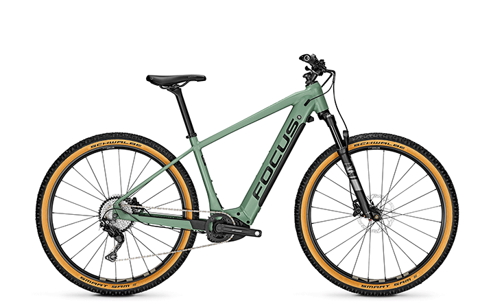 La nuova FOCUS JARIFA² 6.8 Nine con ruote da 29 o 27,5 (in taglia S e XS).