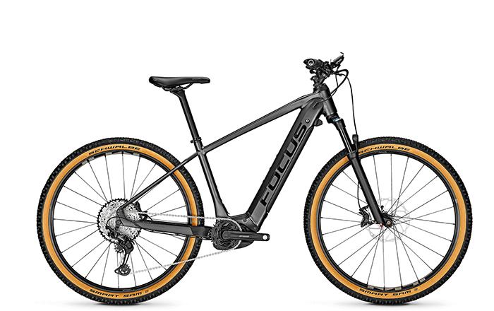 Nueva FOCUS JARIFA² 6.9 Nine con ruedas de 29 pulgadas ó 27,5 plugadas (en tallas S y XS).