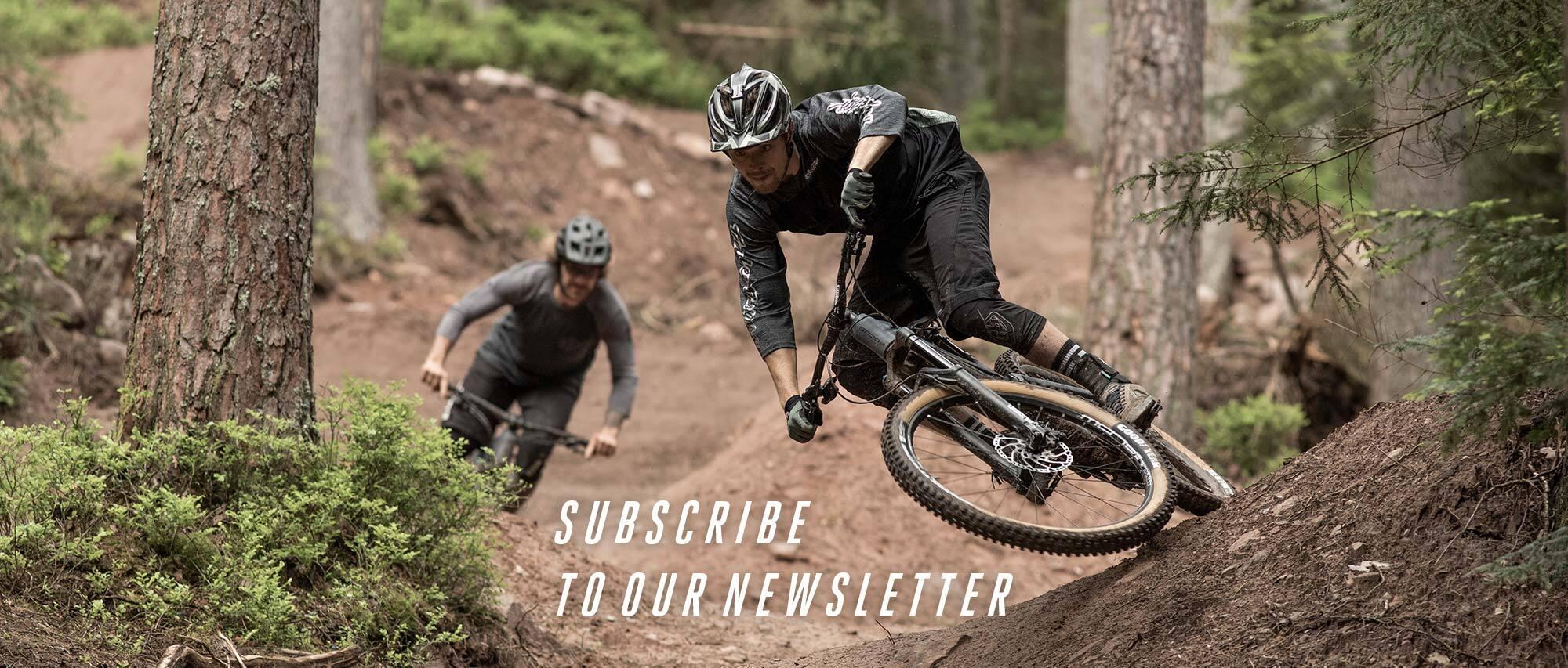 FOCUS Bikes Newsletter Subscribe