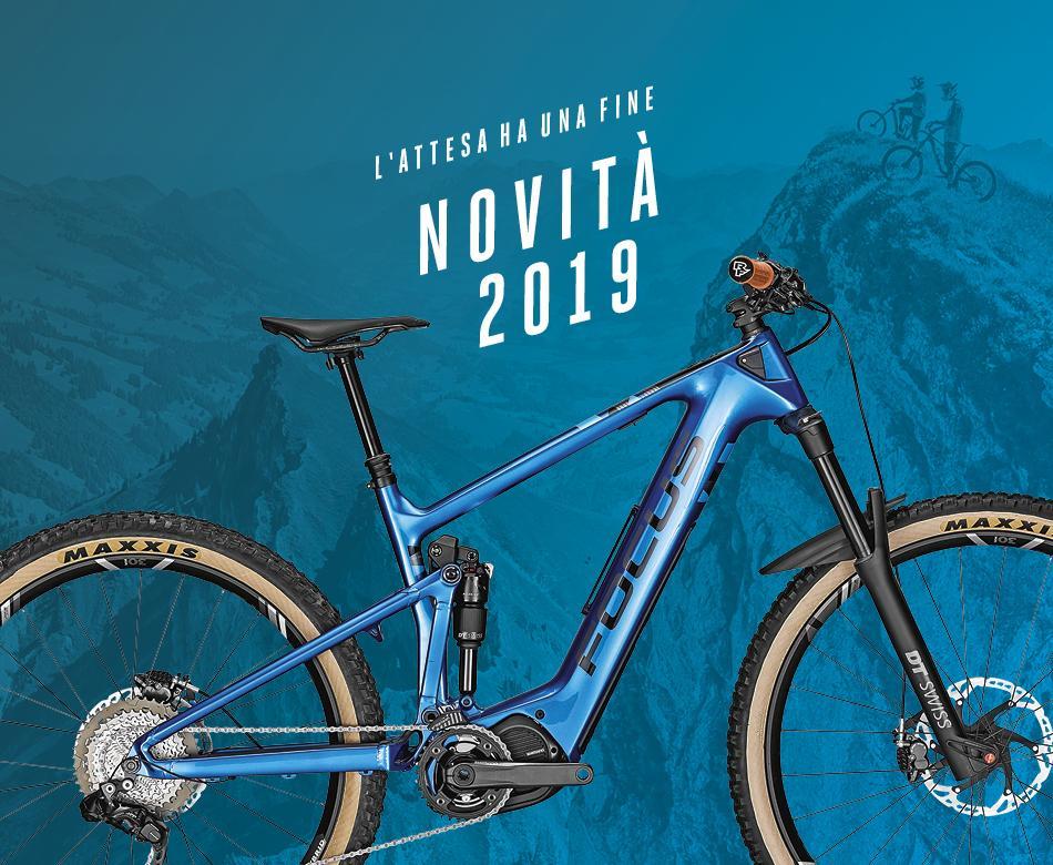 Model Year 2019 Focus Bikes