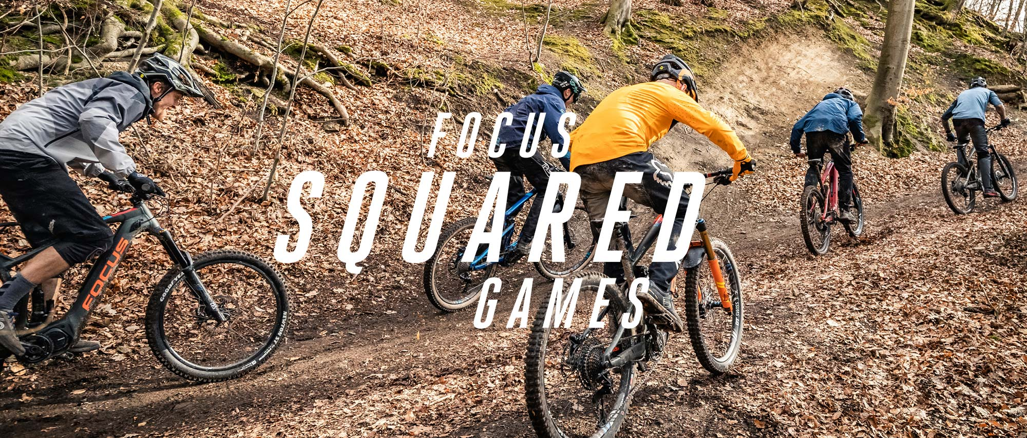 Smart Performance Bikes | Ride beyond | FOCUS Bikes