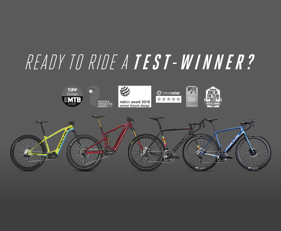 Award-winners | FOCUS Bikes