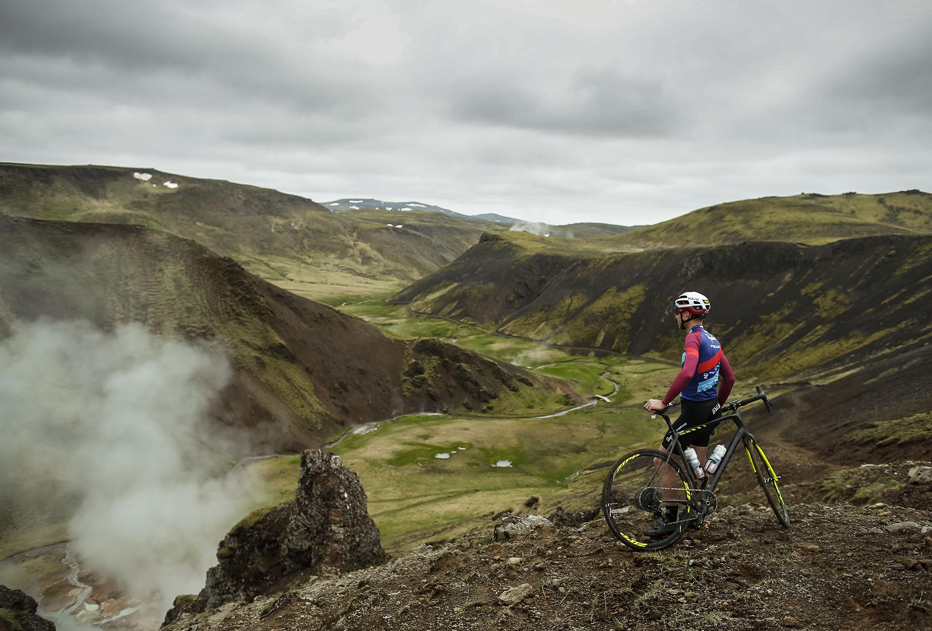 Jeremy Powers en Islande