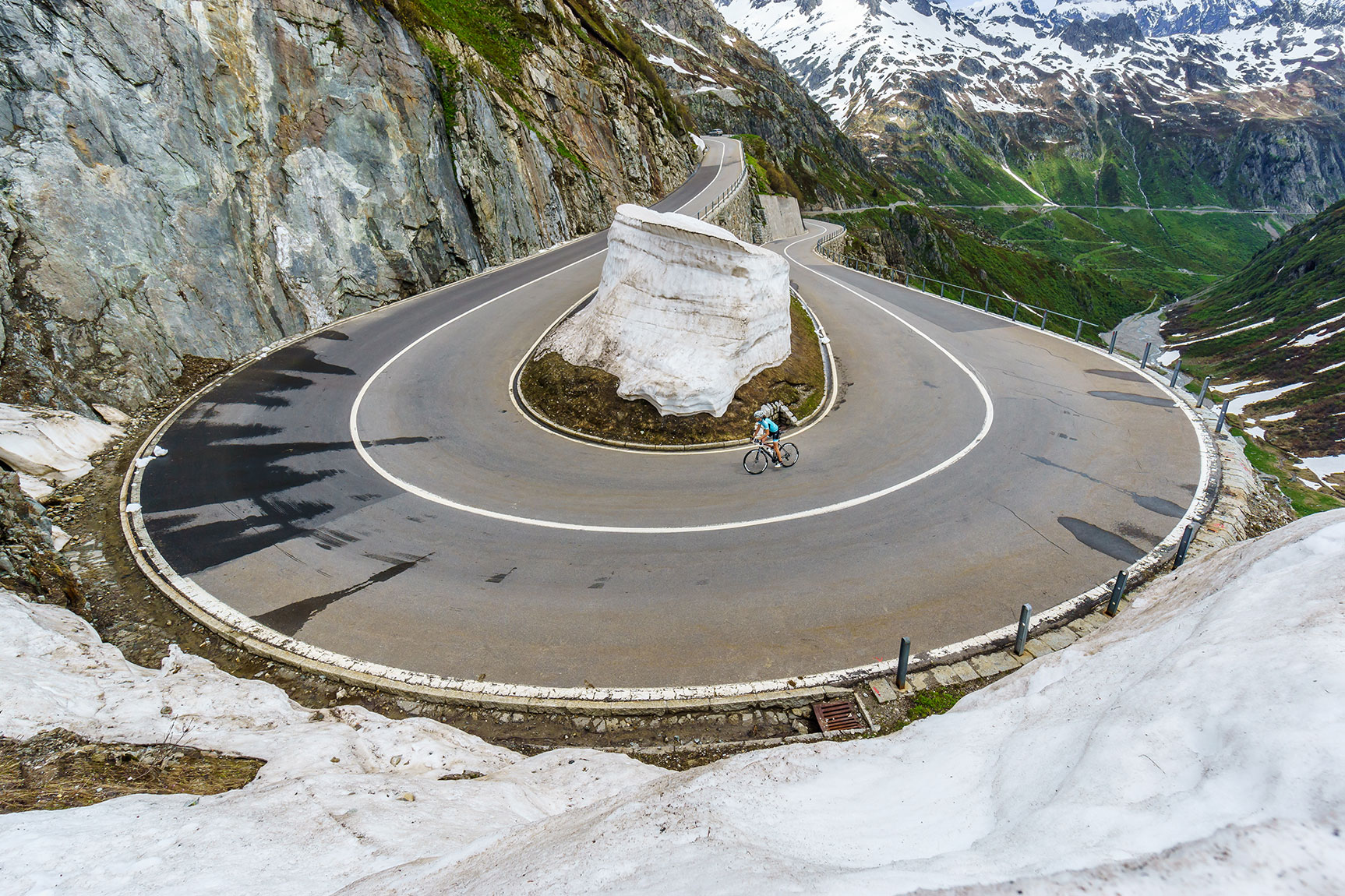 Impresionante Suiza