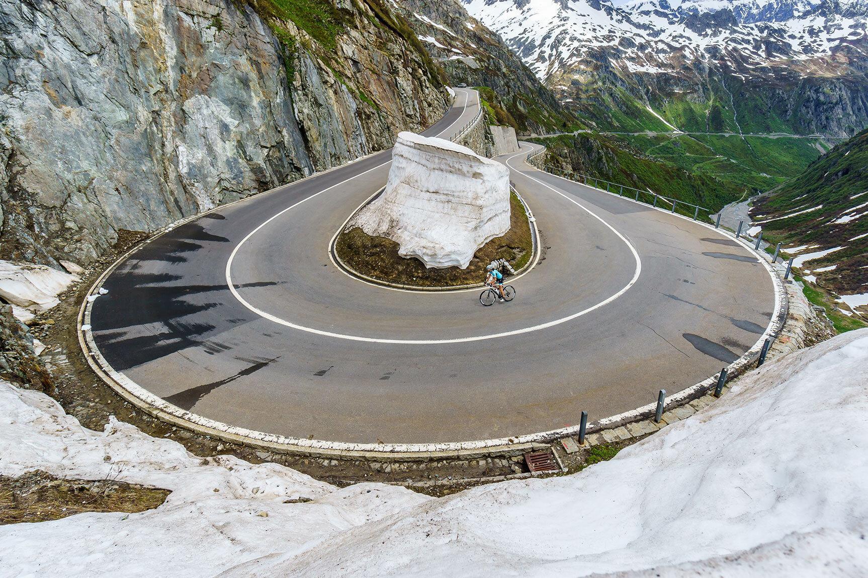 Impressionante Svizzera