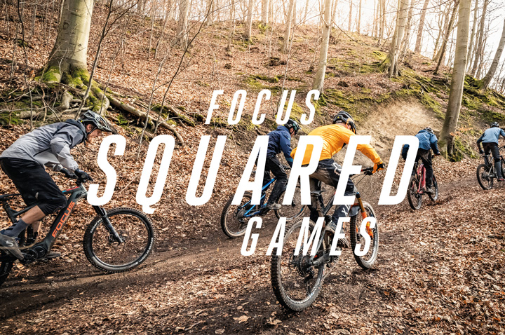 SQUARED GAMES – WHAT IS POSSIBLE WITH MY E-MTB?