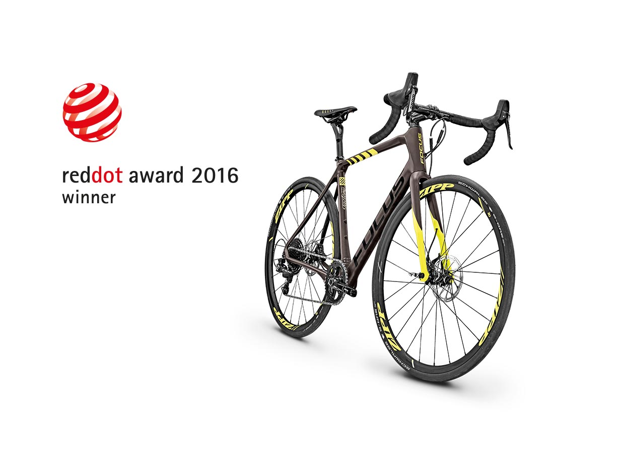 RED DOT AWARD WINNER FOCUS PARALANE FACTORY