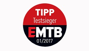 EMTB 2017 - JAM² PLUS PRO