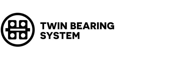 Twin bearing system