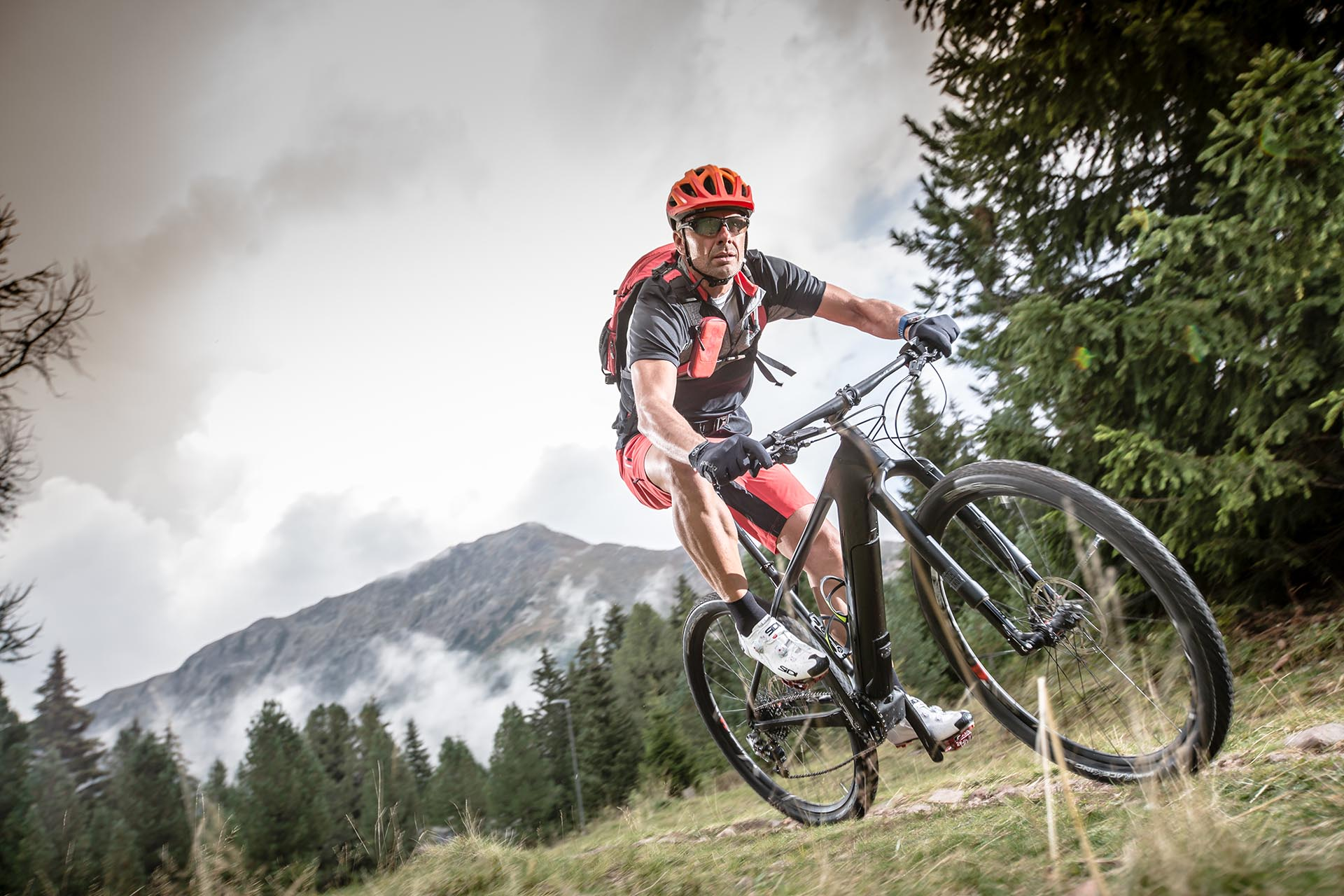 Mountainbike Men's Week mit Mike Kluge